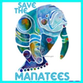 Manatees, Save Manatees, Love Manatees