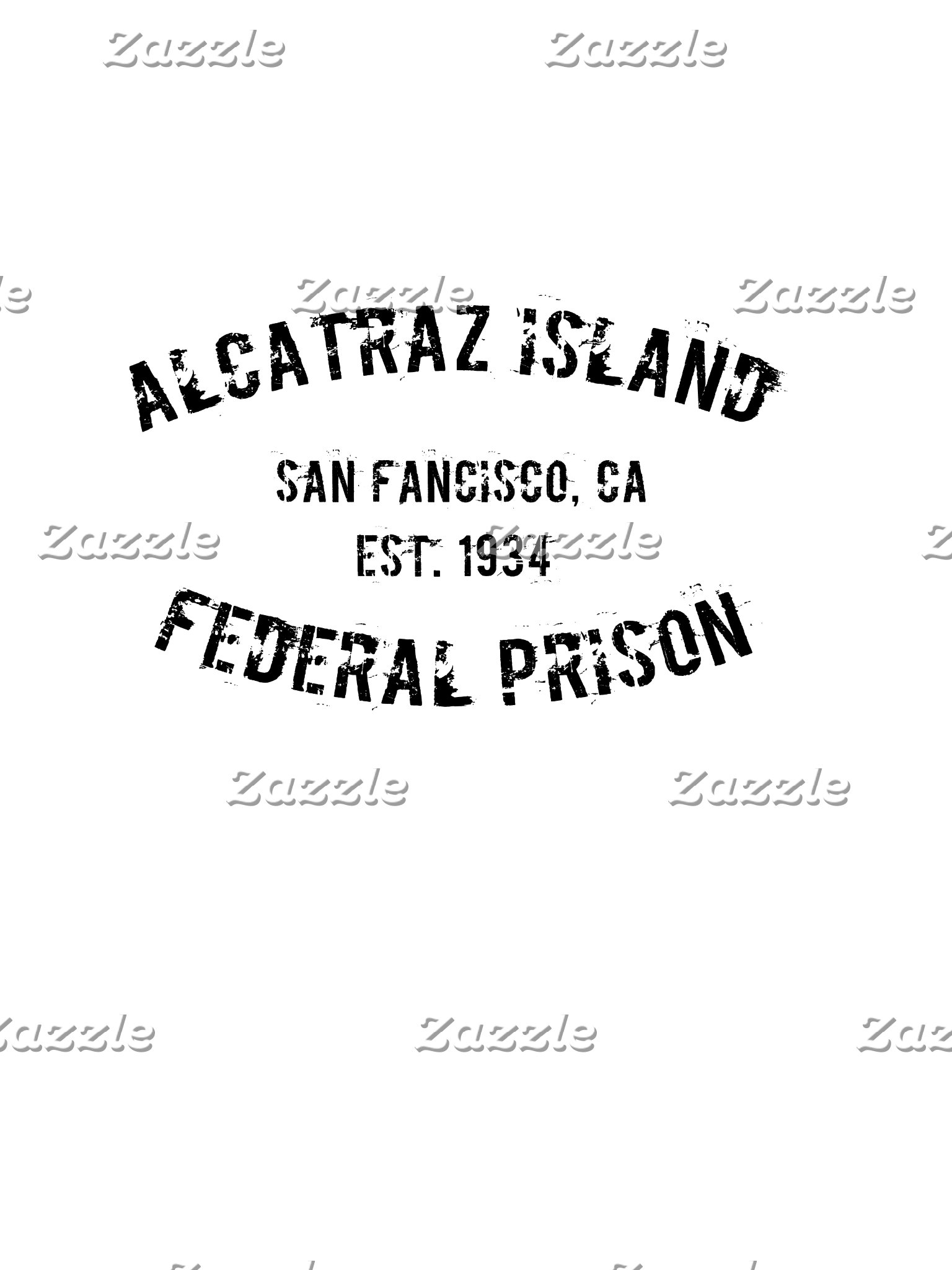 Prisoner of Alcatraz