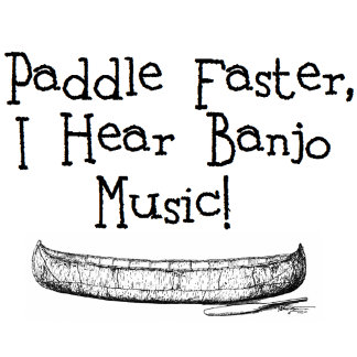 Paddle Faster...