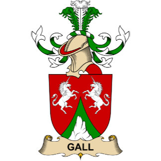 Gall Coat of Arms