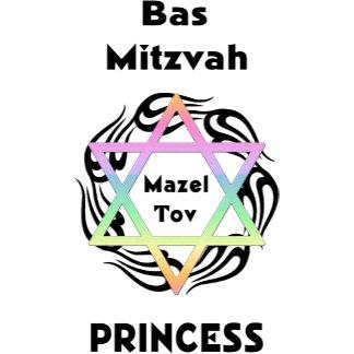 Bas Mitzvah Princess Party Time