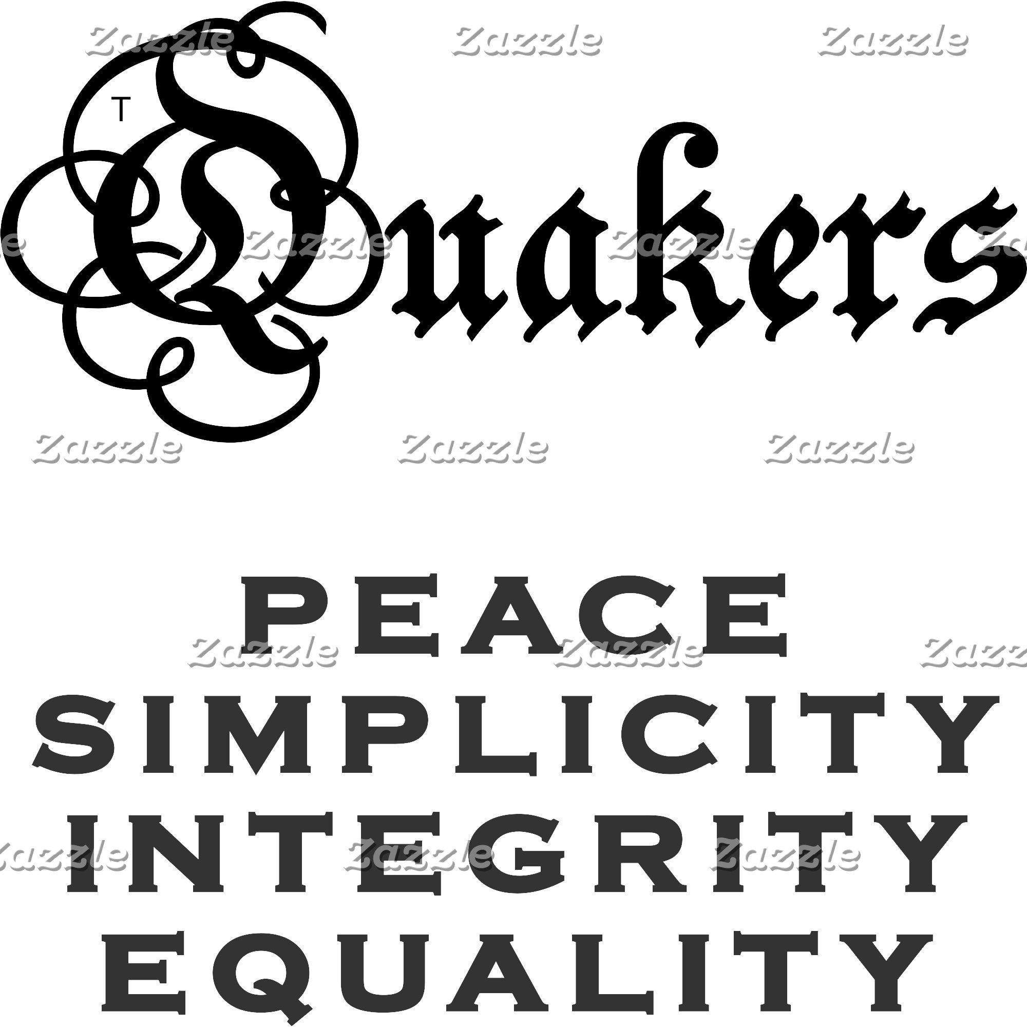 Quaker Motto