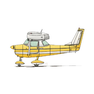 Cute Little Airplane