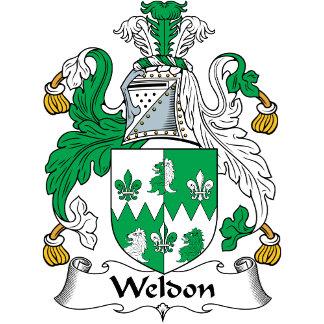 Weldon Coat of Arms