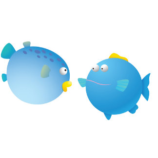 Blue Fish Buddies