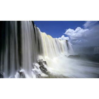 South America, Brazil, Igwacu, Igwacu Falls.