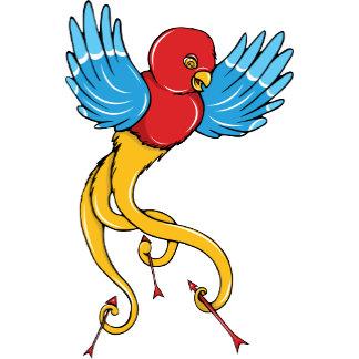 Bird 3 ~ Vintage Forties Tattoo Bird Art