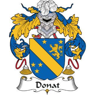 Donat Family Crest