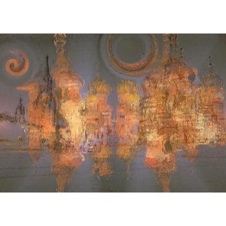 Expansion – Golden Shimmering City of Dream
