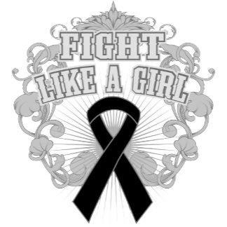 Melanoma Fight Like A Girl Fleurish