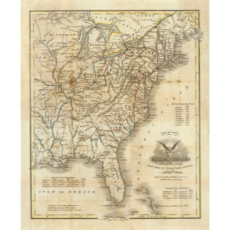 Map Of The United States 3