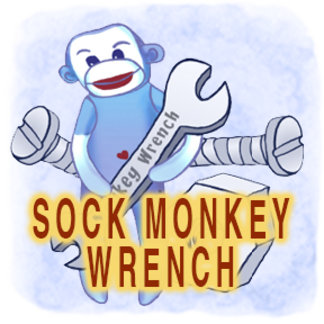 Sock Monkey Wrench