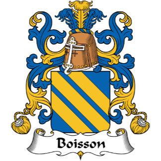 Boisson Family Crest