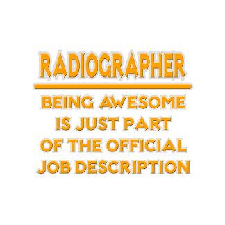 Awesome Radiographer .. Job Description