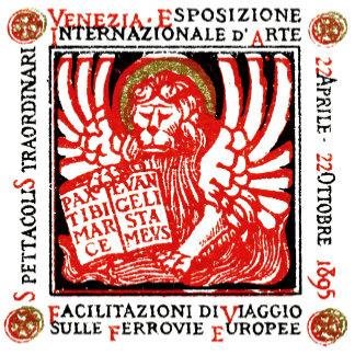 1895 Venice Art Poster