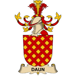 Daun Family Crests