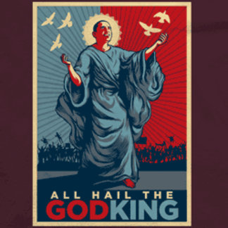 Obama God King