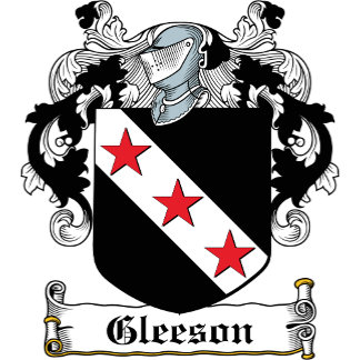 Gleeson Coat of Arms