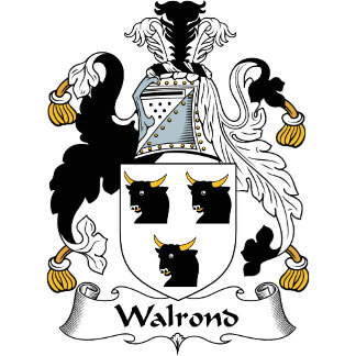 Walrond Family Crest