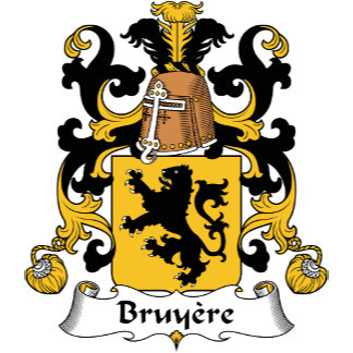Bruyere Family Crest