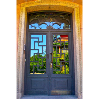Picturesque Doorway