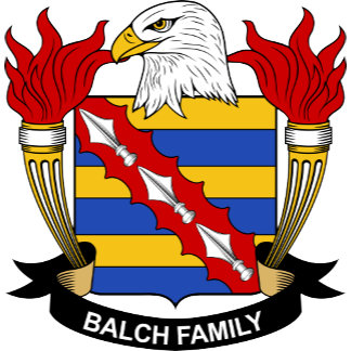 Balch Coat of Arms