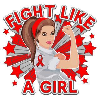 Blood Cancer Modern Rosie Fight