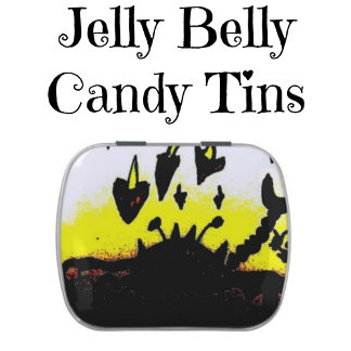 Jelly Belly Candy Tins