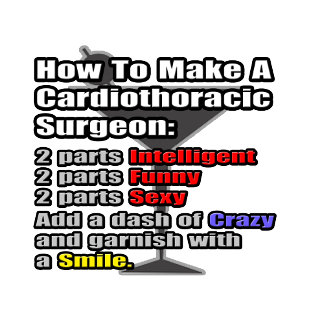 How To Make a Cardiothoracic Surgeon