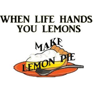 When Life Hands You Lemons  Make Lemon Pie