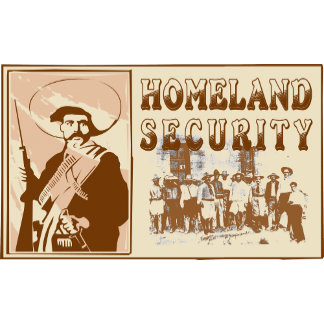 Mexican Homeland Security T-Shirt Gift Cards
