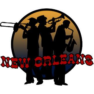 Retro New Orleans Jazz