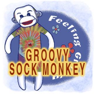 Groovy Sock Monkey