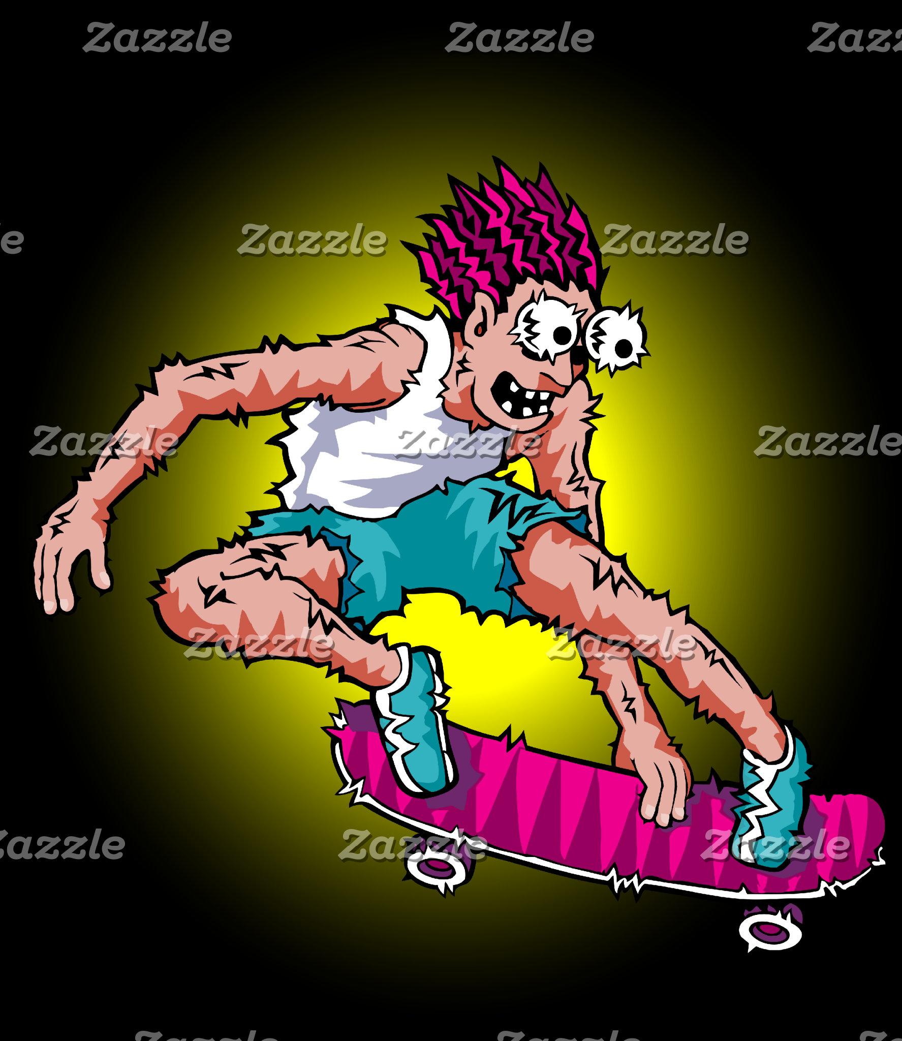 Freakin' Skater!