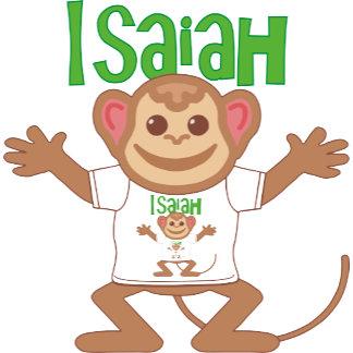 Little Monkey Isaiah