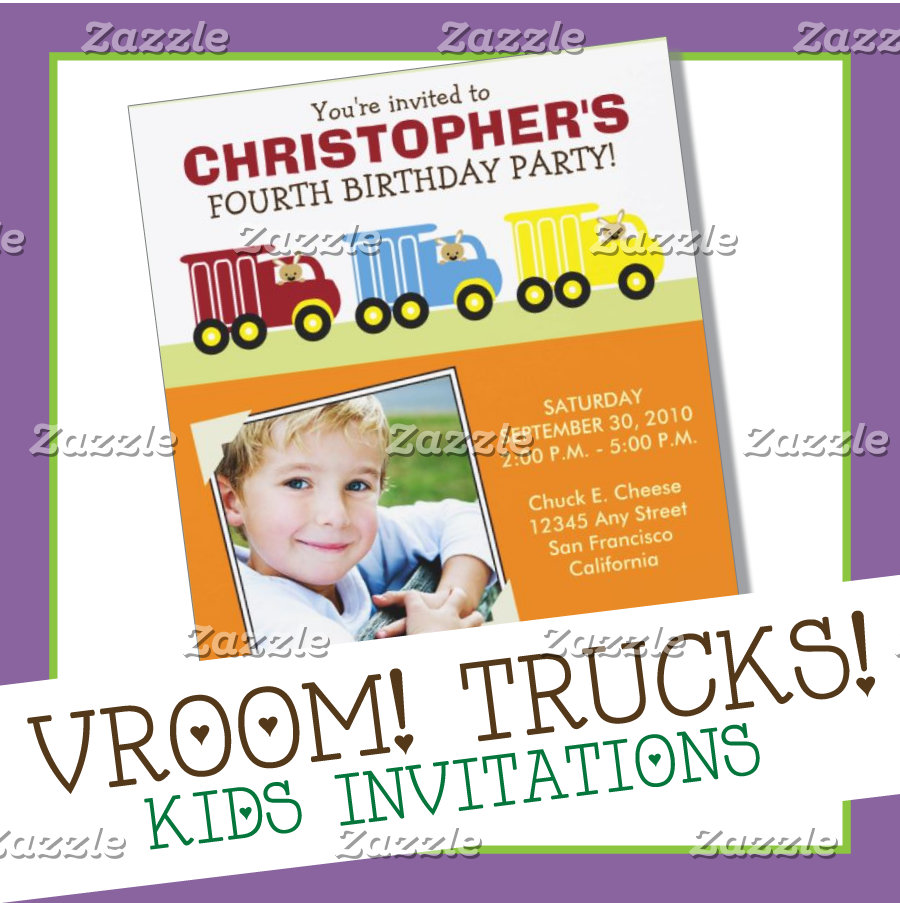 Vroom! Trucks