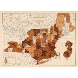 105 Diphtheria, croup NY, NJ, New England