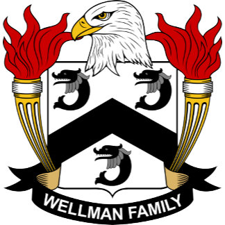 Wellman Coat of Arms