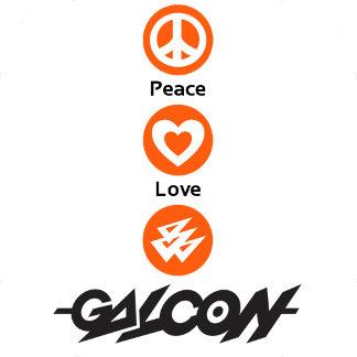 Peace, Love, Galcon
