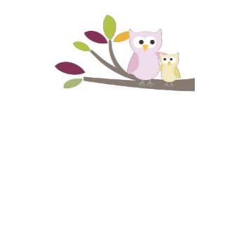 Owls ~ Mommy + Baby