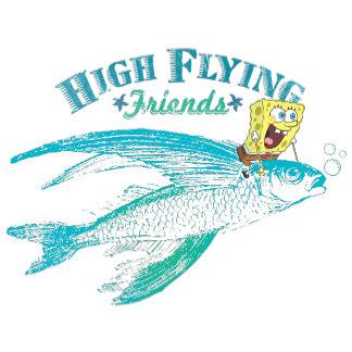 SpongeBob - High Flying Friends