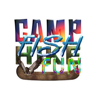 Camp Fish Hike Fun