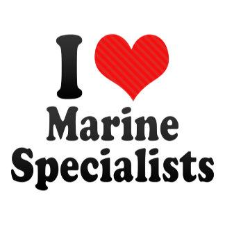 I Love Marine Specialists