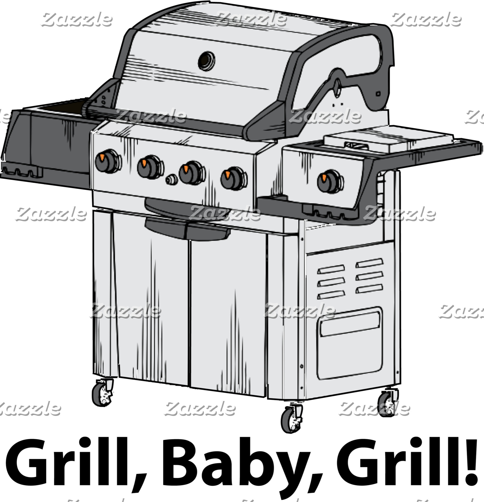 Grill, Baby, Grill