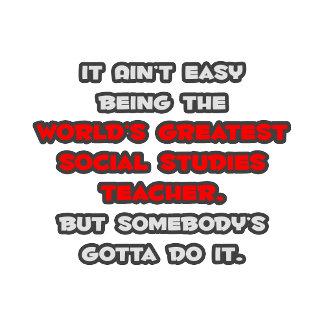 World's Greatest Social Studies Teacher Joke