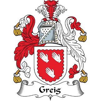 Greig Family Crest