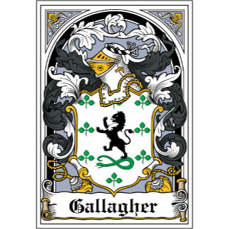 Gallagher Coat of Arms