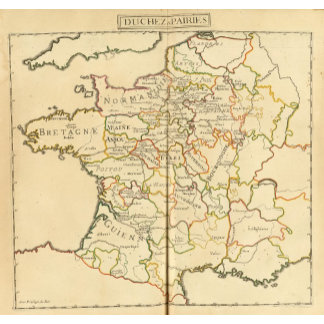 France and Boundaries