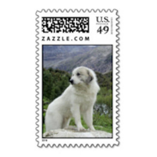 006 Great Pyrenees Stamps