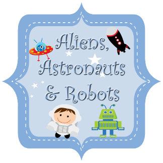 Aliens, Astronauts and Robots